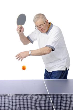 Ping Pong Alzheimer