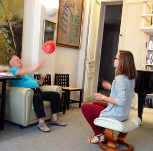 jouer patient alzheimer